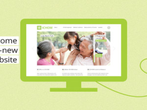 ICHOM's website relaunch