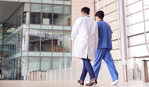 ICHOM Healthcare Image